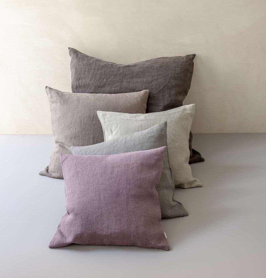 Cushions Linen Detail 3