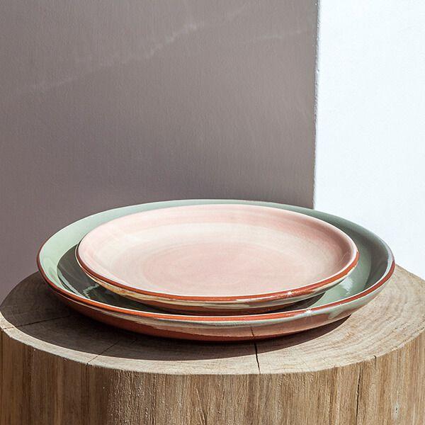 keramikgeschirr rosa Detailbild-3