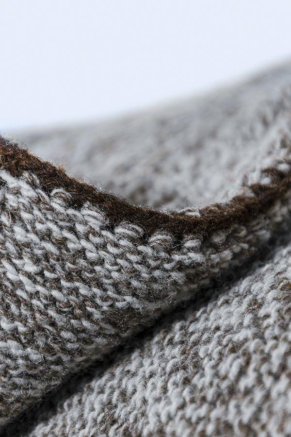 Wolldecke Iva Detailbild-4