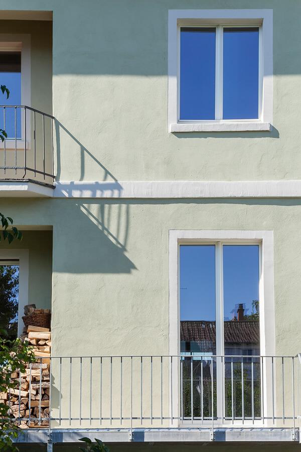 Terrace G Detail 1